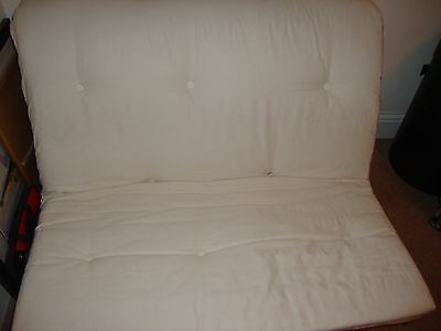 Futon hardly used excellent condition