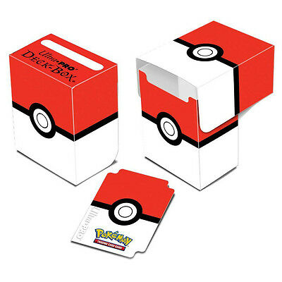 Ultra Pro Pokeball Deck Box