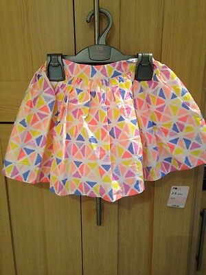 Bnwt Mothercare Girls Party Skirt Age 2-3 Years £10