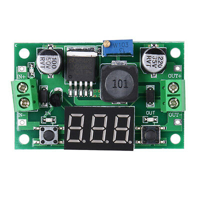 LM2596S DC to DC Buck Converter Adjustable Power Supply Step Down Module Adapter