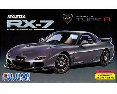 Fujimi ID-89 1/24 Mazda RX-7 Type A FD3S Spirit R Limited Ver. from Japan Rare