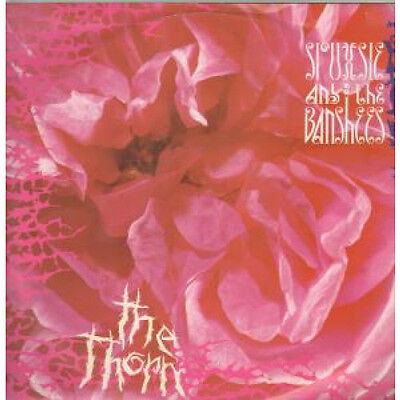"SIOUXSIE AND THE BANSHEES Thorn 12"" VINYL 4 Track Ep Featuring Overground, Voi"
