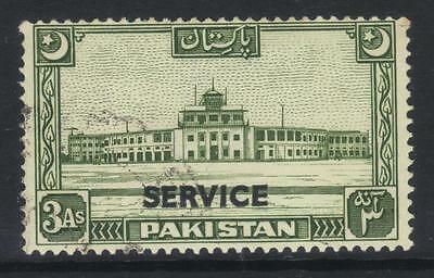 Pakistan 1949 Official Sg030 Used Cat £8