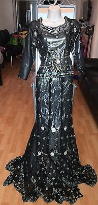 Size 12 Gorgeous Lengha Indian Pakistani Bollywood Salwar Kameez Party