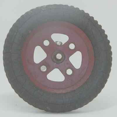 Meccano PN20a with tyre DUNLOP CORD