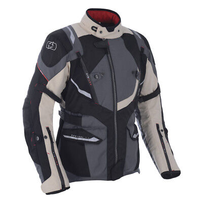 Oxford Montreal 2.0 Jacket. Ride Recommend, Waterproof Touring Jacket