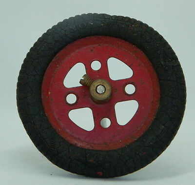 Meccano PN20a with DUNLOP tyre
