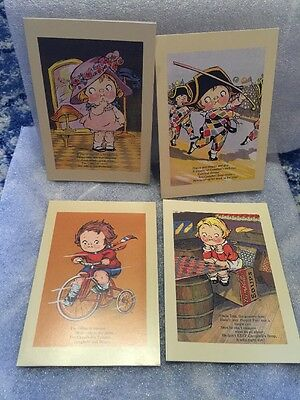 Vintage Campbell's Soup Ad Greeting Cards And Envelopes In Original Box
