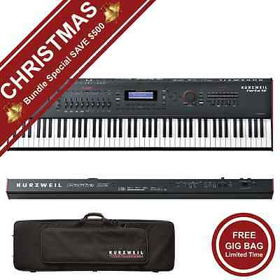 Kurzweil - Forte SE 88 Key Stage Piano With Free Gig Bag (Limited Time)