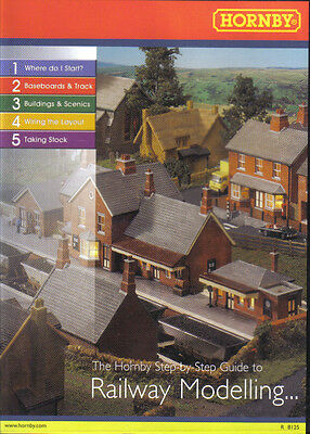 Hornby Step-by-Step Guide to Railway Modelling PC CD + Leaflet