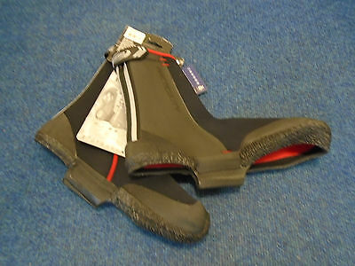 Bbb - Artic Duty Shoe Covers - Size 43/44 - Bws-16 - Black - With Zip -