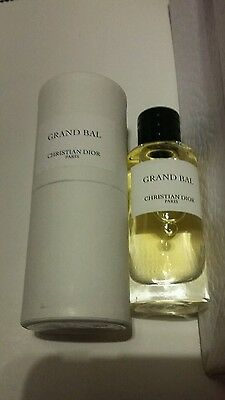 Mini Perfume Miniature Dior Grand Bal  7,5 Ml Very Rare With Box Never Used