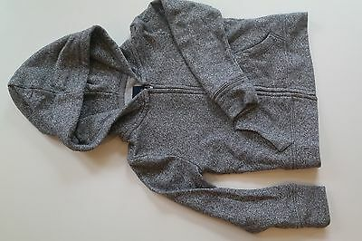 Gap grey sparkling hoodie for Girls age 6-7
