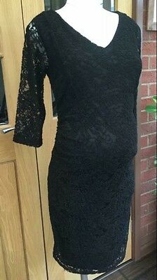 2 Maternity Dresses Next Size 12 And ASOS Size 16