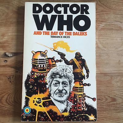 Dr Who And The Day Of The Daleks (paperback) 1974 first edition