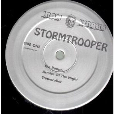 """STORMTROOPER (US METAL) Armies Of The Night 12"""" VINYL 5 Track Ep But Without S"""