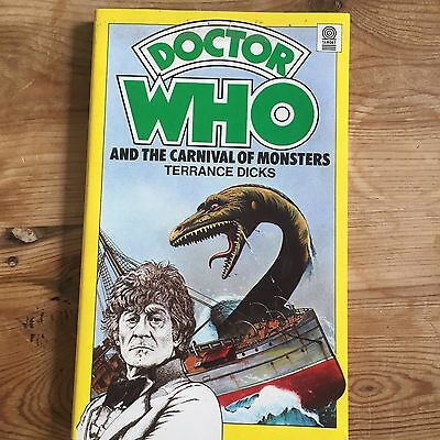 Dr Who And The Carnival Of Monsters (paperback) 1977 first edition