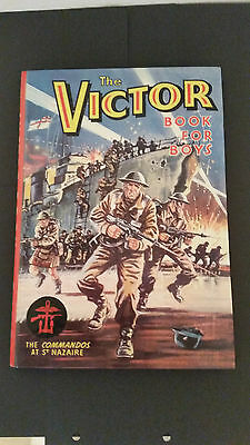 Victor book for boys annual First Edition 1964 Very fine unclipped