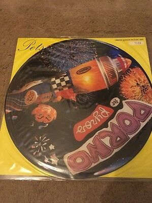 """porno for pyros pets 12"""" Limited Edition Picture Vinyl"""