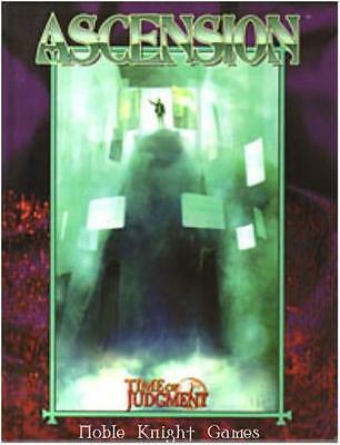 White Wolf Mage - The Ascension Ascension HC EX