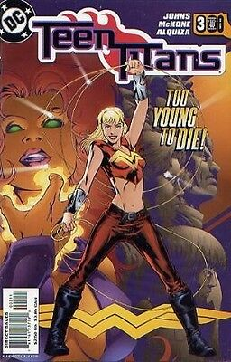 "Comic DC ""Teen Titans #3"" 2003 NM"