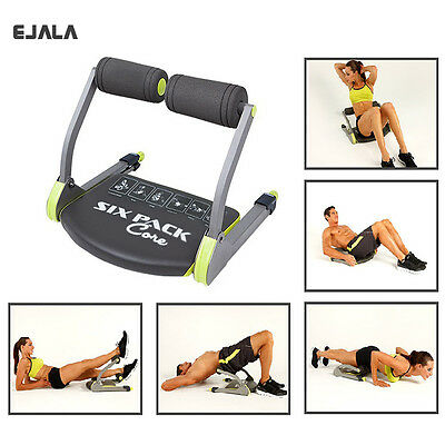 New Smart Body Exercise System Ab Workout Fitness Train Home Gym Machine 2016