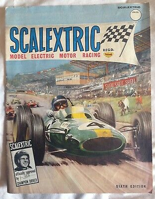 Scalextric Catalogue & Price List, October 1965