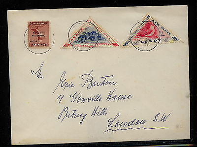 Great  Britain    Lundy   Island cover      KL0302