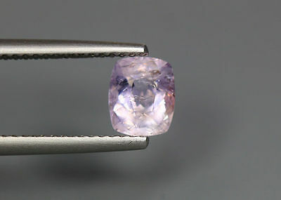 0.98 Cts _Top !!! Grade Stunnig Gemstone_100 % Natural Light Purple Scapolite