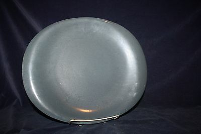 Vintage Russel Wright Sea Foam American Modern Collectible Platter 14""