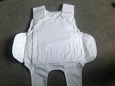 Covert Body Armour With Filler