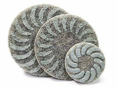"Stone Polishing Pads: Klindex Elica 17"" for Marble Limestone Travertine Terrazzo"