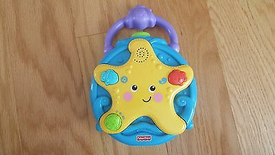 fisher price ocean wonders take-along projector soother