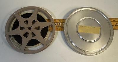 8 MM 1956 Home Movie Trip To Canada Colored Film Great Old Car