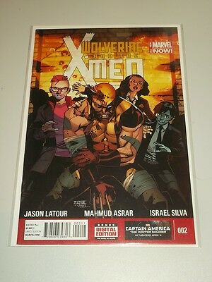 Wolverine And The X-Men #2 Marvel Now Comics Nm (9.4)