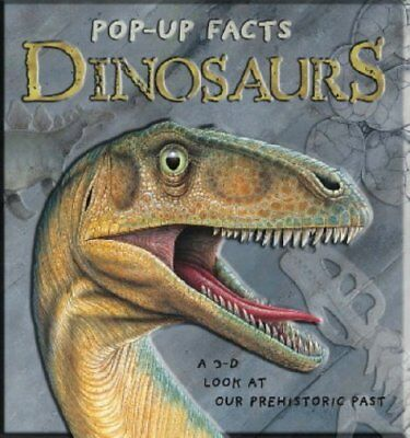 Pop up Facts: Dinosaurs, Richard Dungworth | Hardcover Book | 9781840115987 | NE