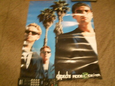 Depeche Mode - Exciter Poster 2001
