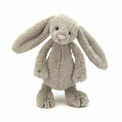 Jellycat Bashful Beige Bunny- Small (without tag New)