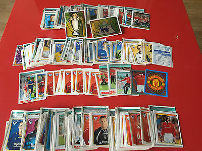 Merlin Premier League Football 99 100% Complete Set 546 Different Stickers Loose
