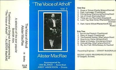 Alister MacRae The Voice of Atholl Vol. 2