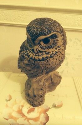 Poole Pottery 7 Inch Owl