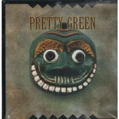 PRETTY GREEN S/T LP VINYL 12 Track But Sleeve Has Deletion Hole (Ntl30014)