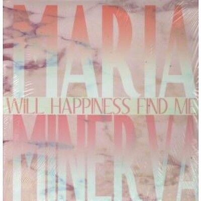 MARIA MINERVA Will Happiness Find Me? LP VINYL 11 Track (Nnf269) US Not Not Fun