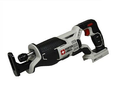 New Porter Cable 20V Max Linked Cordless Reciprocating Saw Pcc670 (Tool Only)