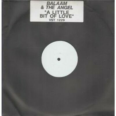 "BALAAM AND THE ANGEL A Little Bit Of Love 12"" VINYL 3 Track White Label Promo"