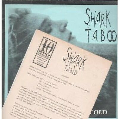 "SHARK TABOO Come In From The Cold 12"" VINYL 4 Track With Press Release"