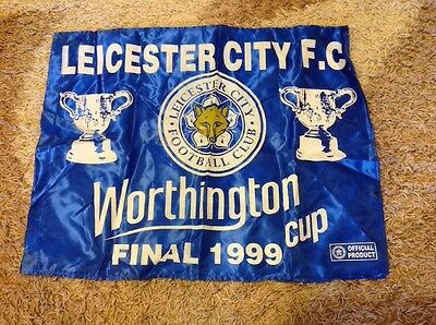 Leicester City Worthington Cup Final 1999