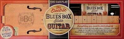 Electric Blues Box Slide Guitar Kit by Paperback Book