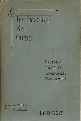 The Practical Bee Guide A Manual Of Modern Beekeeping 1947 Edition.