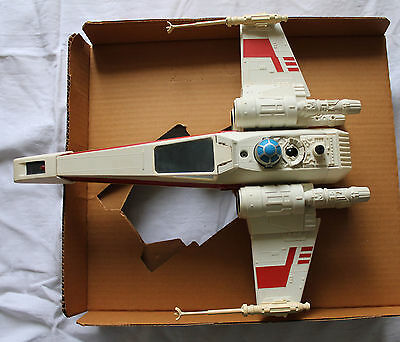 Original STAR WARS Kenner X-Wing Paint master Design Prototype Mint sample